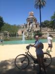 Bike tour through Barcelona