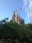 La Sagrada Familia, by Gaudi