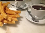 Dessert at San Gines