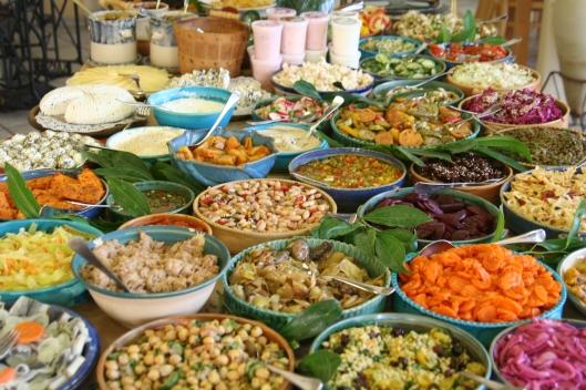 Syria-food-brunch